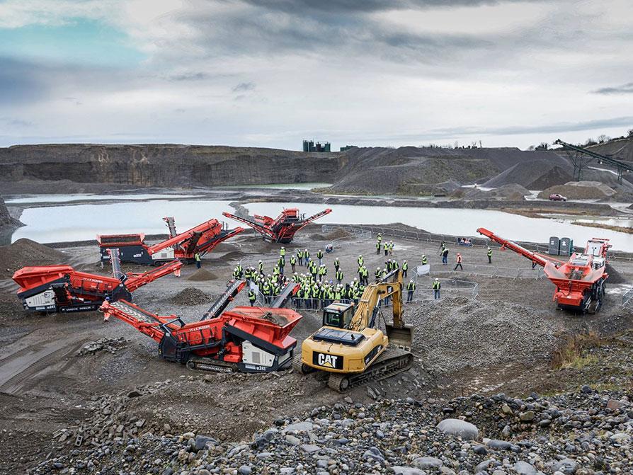 Importante accordo tra CGT e Sandvik Construction