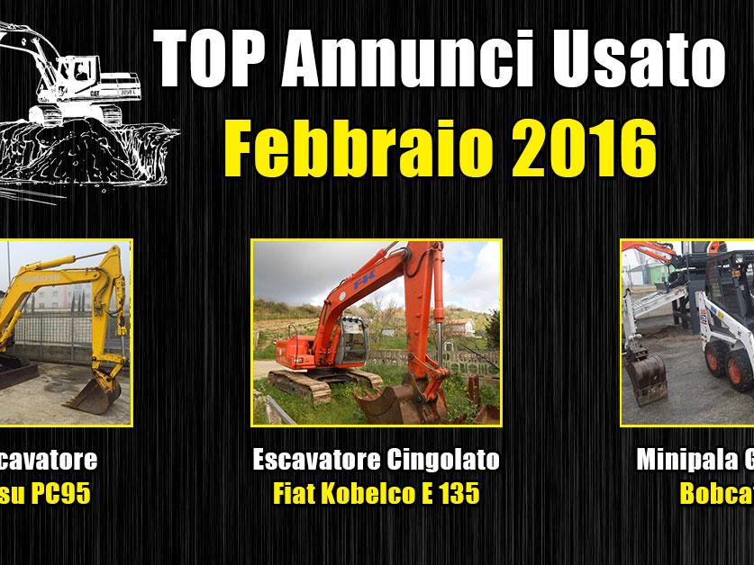 TOP Annunci - febbraio 2016