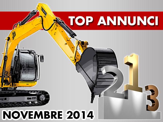 TOP Annunci - Novembre 2014