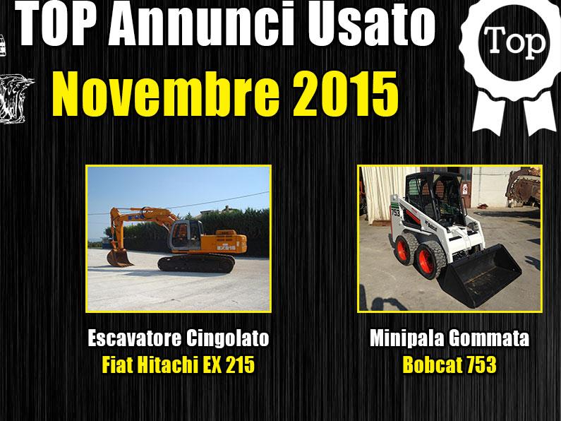 TOP Annunci - novembre 2015