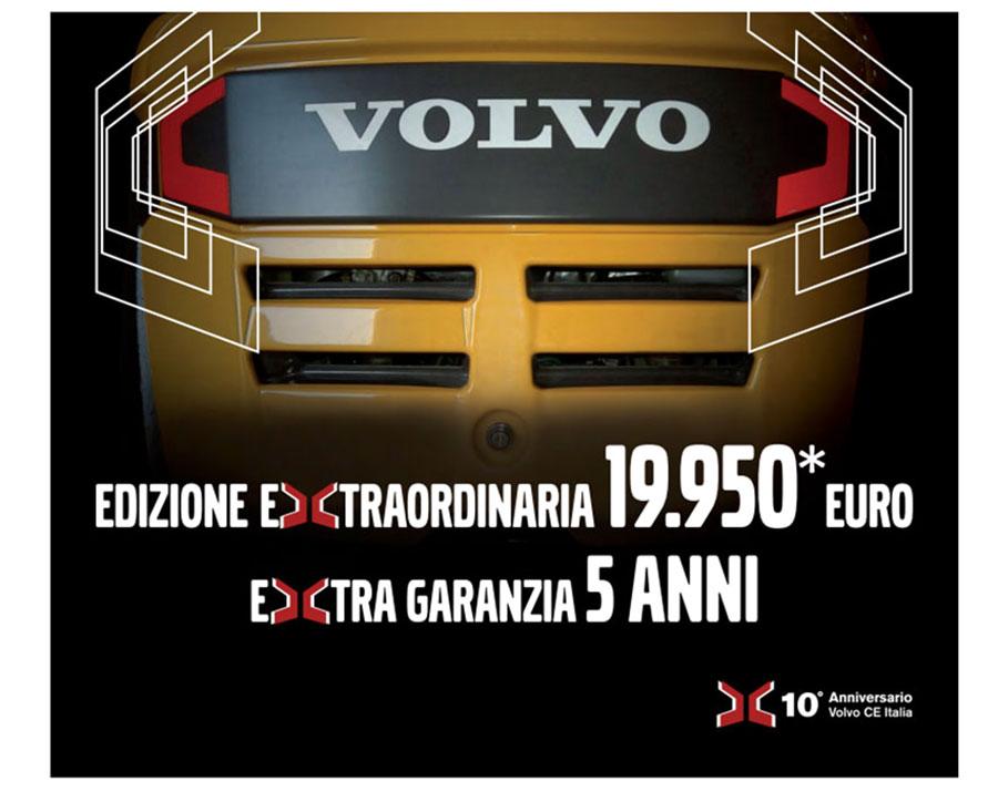 Gavarini: promozione su Volvo EC18D