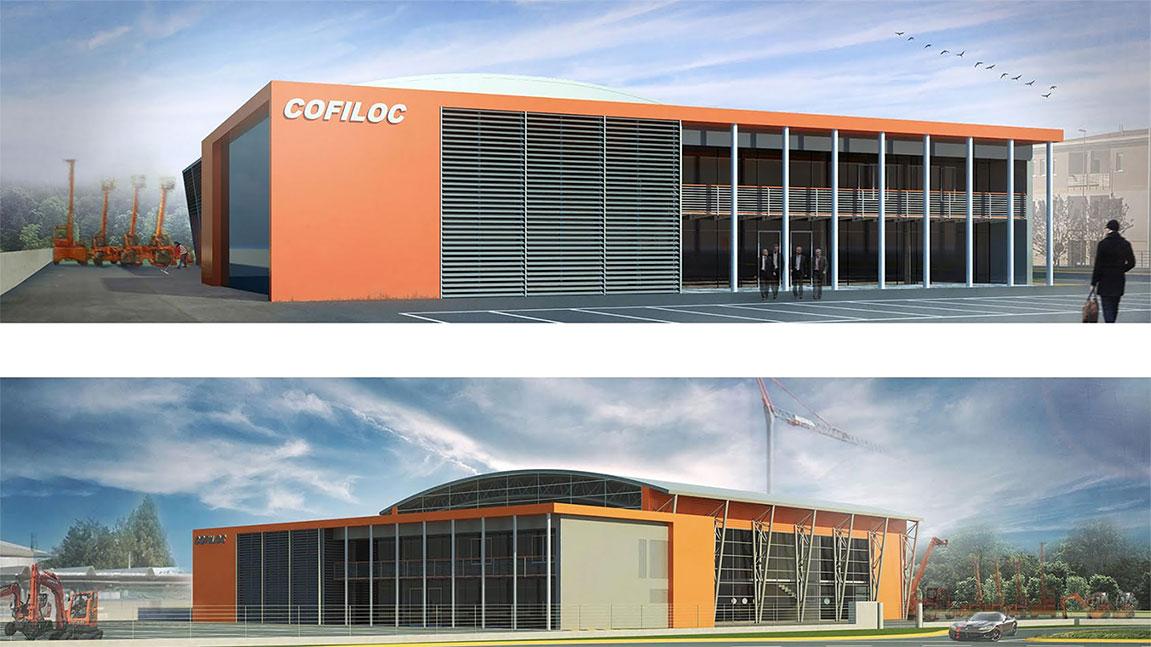 Cofiloc amplia la sede di Callalta