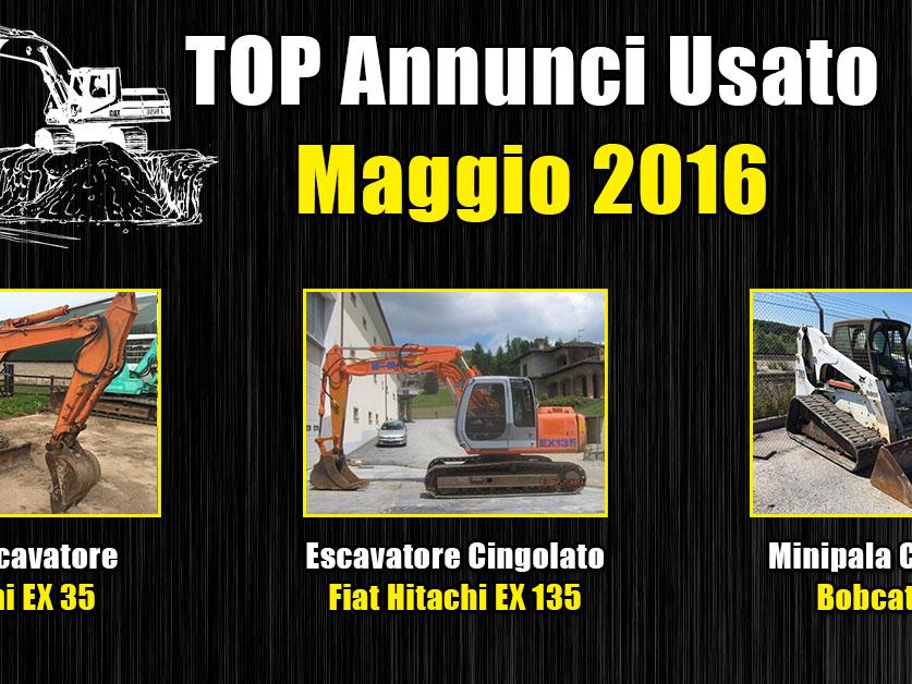 TOP Annunci - maggio 2016