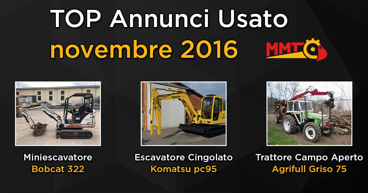 TOP Annunci - novembre 2016