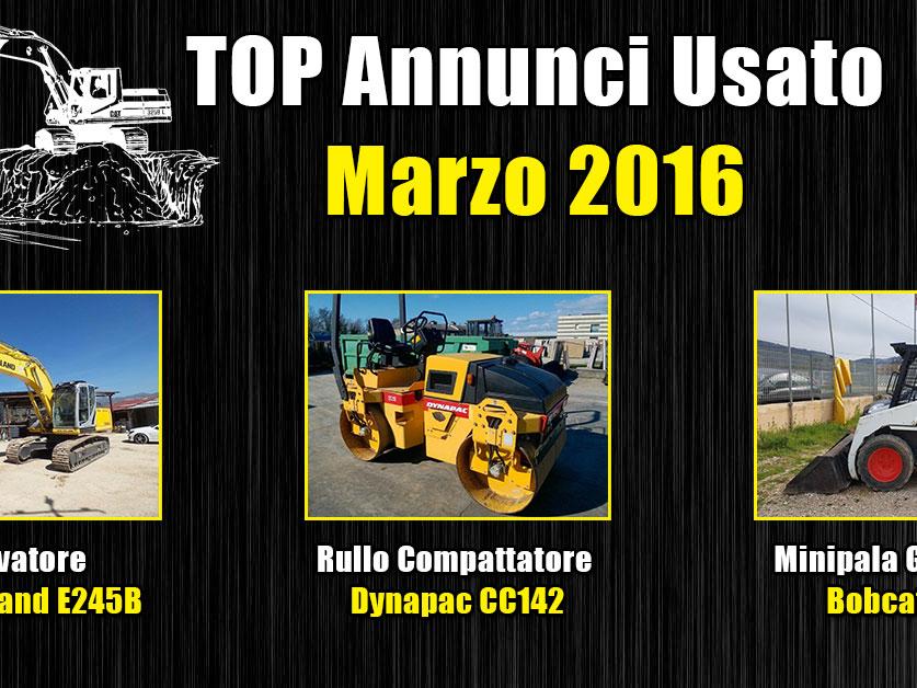 TOP Annunci - marzo 2016