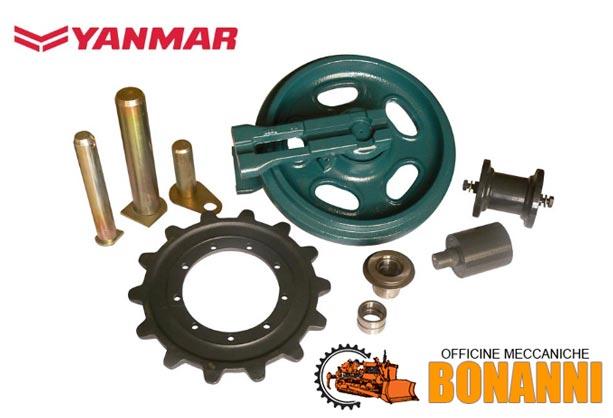 Officine Bonanni: Vendita ricambi originali Yanmar in 24/48 ore ovunque tu sia!