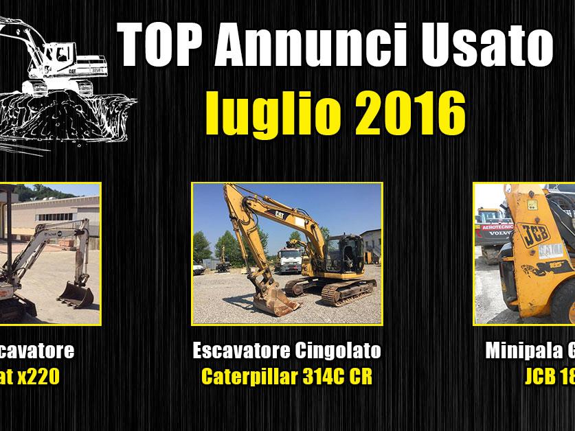TOP Annunci - luglio 2016