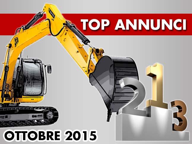 TOP Annunci - ottobre 2015