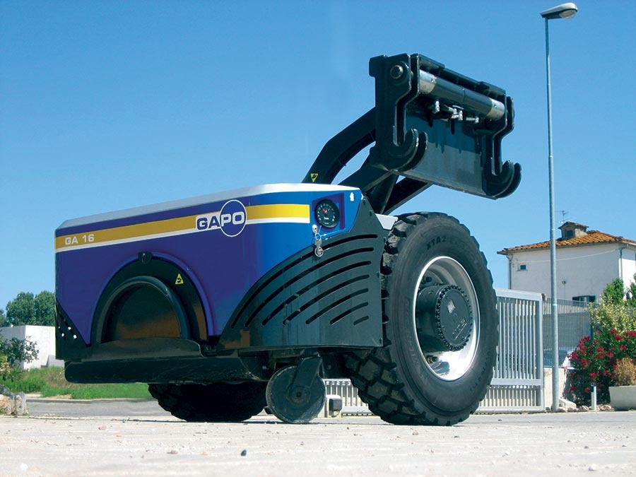 Gapo: il gruppo Gavarini automatizza la movimentazione di macchine industriali e gru automontanti