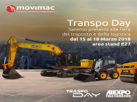 Questo weekend al Traspo-day con Movimac