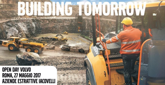 Open day Volvo a Roma