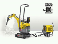 Wacker Neuson: Vince il Top 100 Construction Equipment Award