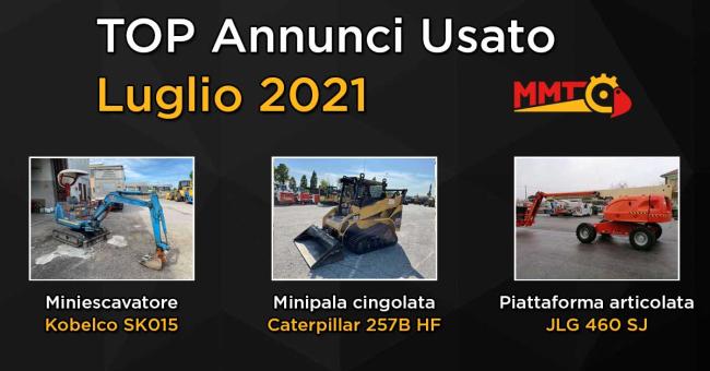 TOP Annunci - Luglio 2021
