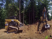 Video: Cat 289D e Cat 305.5E2 all'opera