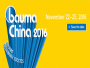 bauma China 2016: posti disponibili nel padiglione Ital.