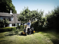 Crossmowers e Frontmowers McCulloch