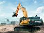 HX480 L il nuovo escavatore Hyundai