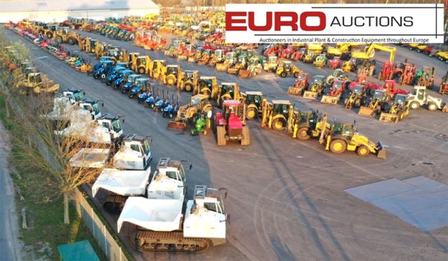 Euro Auctions, numeri in aumento per l'asta di luglio a.