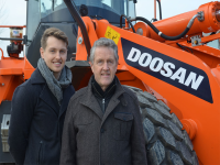 Doosan-Bobcat: nuovo dealer in Irlanda