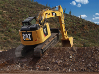 Il nuovo escavatore Cat® 335F L CR: +16% di efficienza