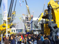 bauma China 2016 conferma leadership in Oriente