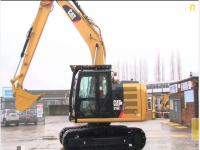 Video: CAT 316 E con il comando remoto