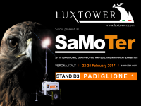 Luxtower a Samoter 2017