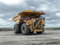 Il dumper  CAT®  per l'industria estrattiva  797F in TIER 4 final