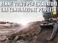 Nuove benne firmate Volvo CE