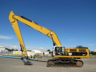 Caterpillar 390D in versione Extralarge