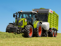 Claas: alla cabina dell'Arion 400 l'iF Design Award 2016