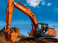 Hitachi introduce l'escavatore ZX300LC-6