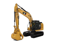 Video: nuovo escavatore Cat 323F