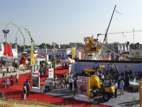 M3 a Excon 2015: foto dall'India