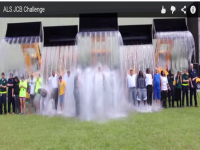 JCB e Giant partecipano all'Ice Bucket Challenge