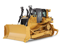 Video: Dozer CAT D6T