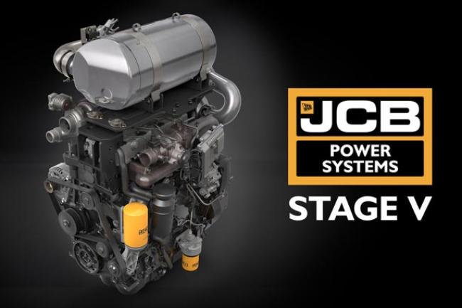 I motori JCB pronti per lo STAGE V