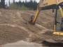 VIDEO: escavatore salva cerbiatto dal fango