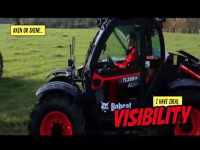 Video: nuovo sollevatore Bobcat TL358 Agri