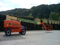 Federservizi partner in alta quota di JLG