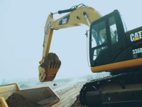 Video: escavatore idraulico Cat® 336D2 GC