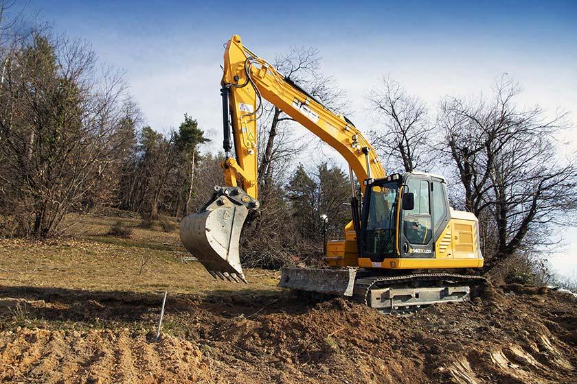 escavatore JCB 140X 02d5b6af-865a-408e-aee2-f7c078934719