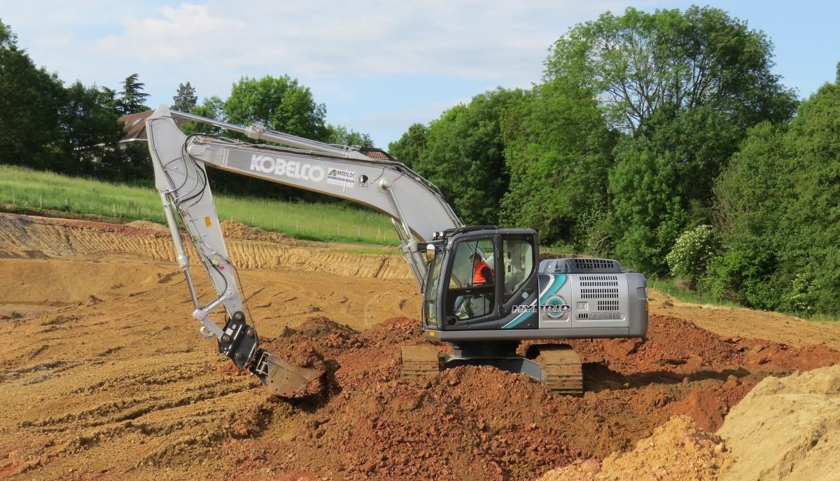 Kobelco: Intermat, nuova generazione di escavatori 42cfa587-8190-47a8-8c16-a24afe900377