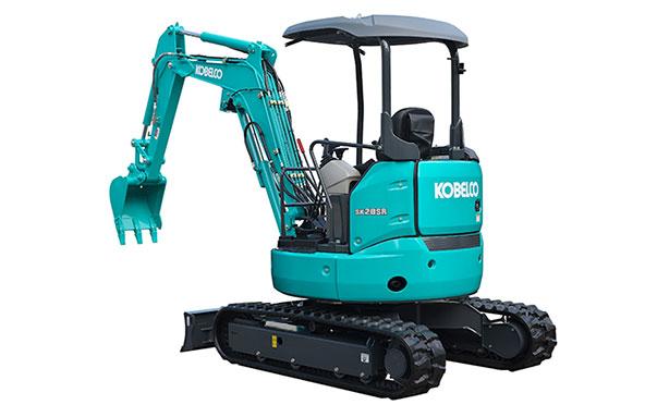 Kobelco: Intermat, nuova generazione di escavatori 45a6a6af-7554-493e-8ebc-17789c576171