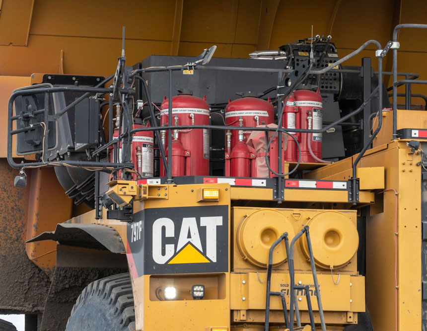 cat-dumper-797F-engine