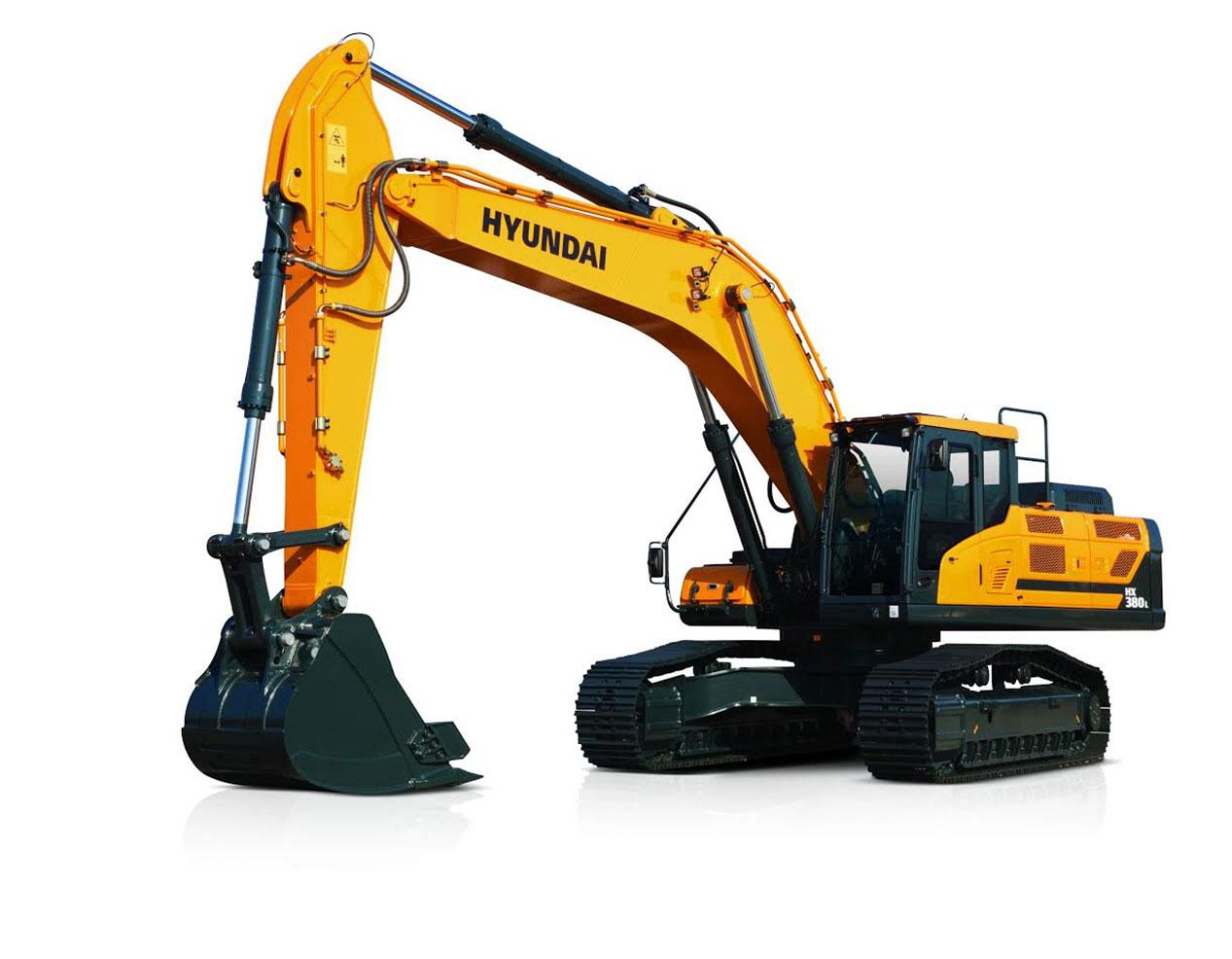 escavatore Hyundai serie HX 954b724b-a7e5-4902-929e-2d3b1f8f38d7