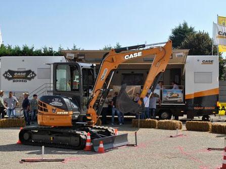 Rodeo case 2014 roma 11 12 ottobre for Romana diesel trattori usati