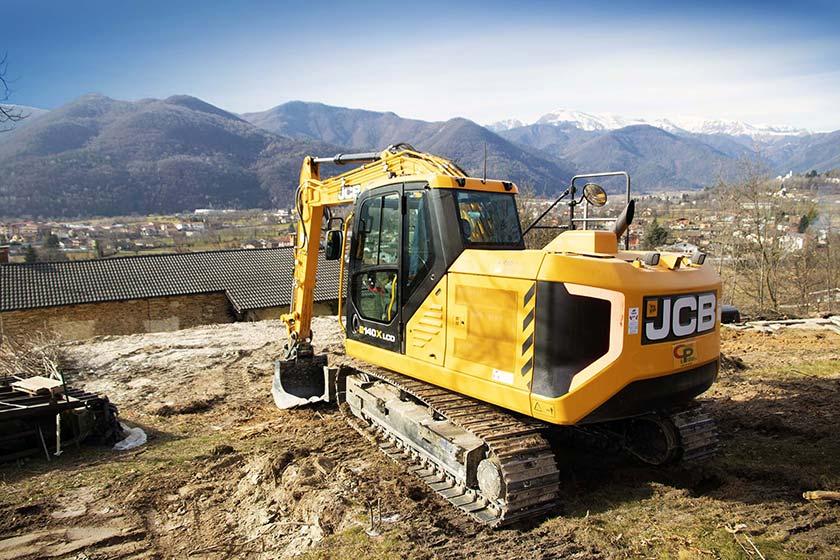escavatore JCB 140X Ab0feeda-fd5c-47c5-b769-80c9df0d1944