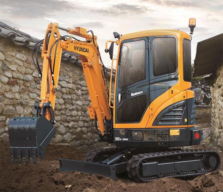 escavatore Hyundai serie HX B84aaa9f-0b70-43f5-8ba4-c6679a3300da