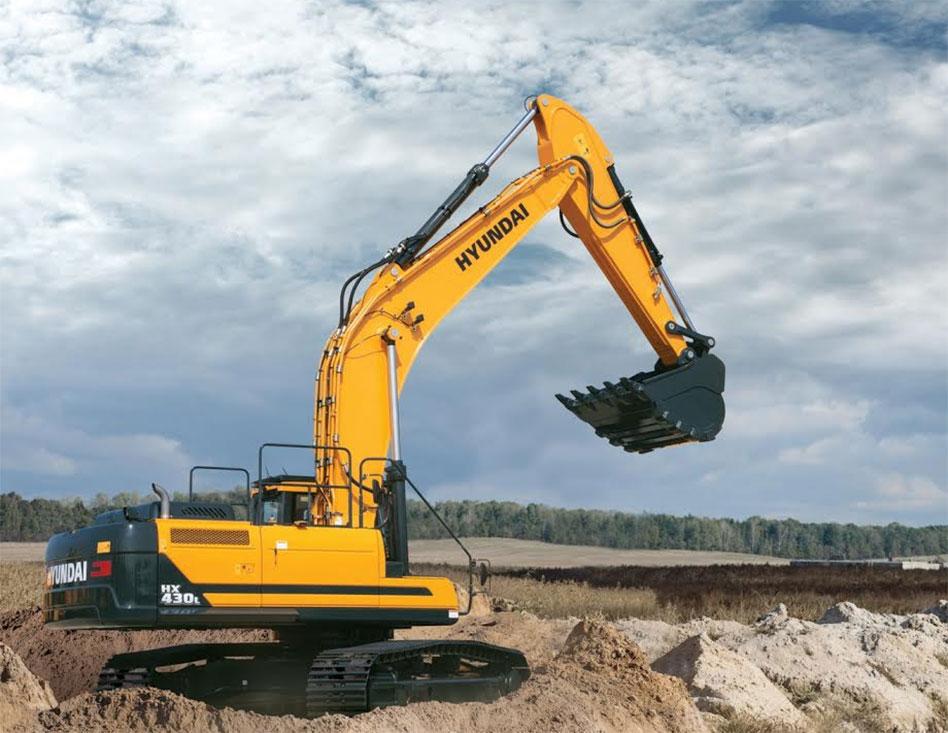 escavatore Hyundai serie HX Bbfd0228-575e-4d74-ad2b-e0956ff1559a